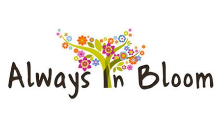 graphic-design-madison-baraboo-reedsburg-sauk-city-wisconsin-kira-brooks-designs-logo-always-in-bloom
